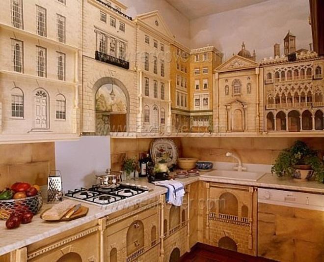 Mini kitchen extraordinaire