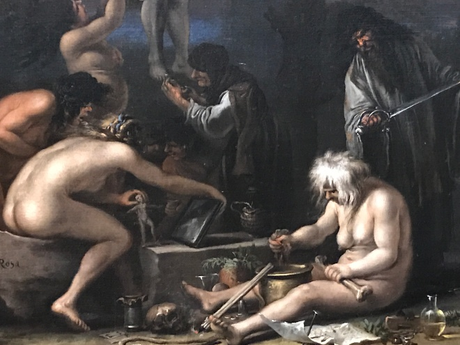 Witches at their Incantations2